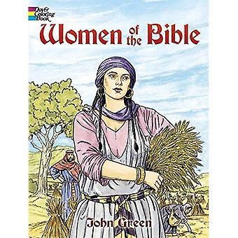 Donne della Bibbia (libro da colorare di Dover)