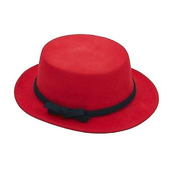 Intrigue Womens/Ladies Fedora Style Hat With Bow