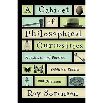A Cabinet of Philosophical Curiosities - A Collection of Puzzles - Odd