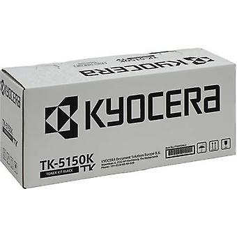 Kyocera Toner cartridge TK-5150K 1T02NS0NL0 Original Black 12000 Sides