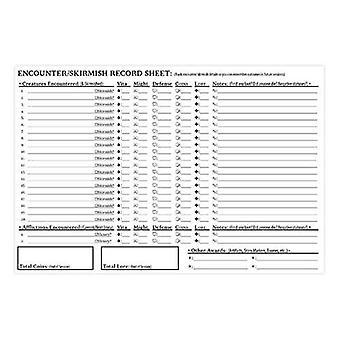 Pad de registro de encuentro folclórico