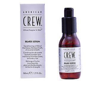 American Crew Crew Beard Serum 50 ml pentru barbati