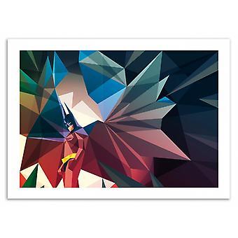 Art-Poster - Caveman - Liam Brazier