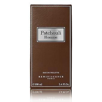 Reminiscens Patchouli Pour Homme Eau de Toilette 100ml EDT Spray