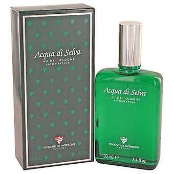 Acqua Di Selva By Visconte Di Modrone Eau De Cologne Spray 3.4 Oz (men) V728-416972