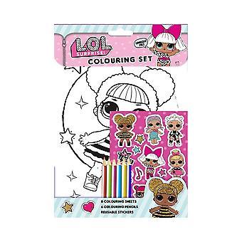 L. O. L verrassing! Kleur set activity Pack