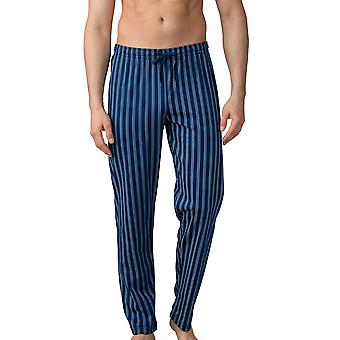 Mey men 20960 heren Lounge gestreepte katoenen pyjama broek