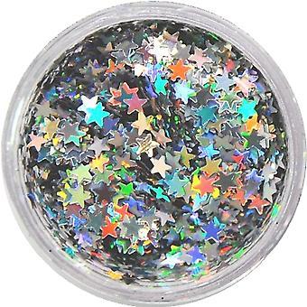 Ikone Glitter Staub - Kosmische Sterne (14415) 12g