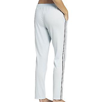 Rosch 1193760-12604 Women's Pure Glacier Blue Cotton Pyjama Pant