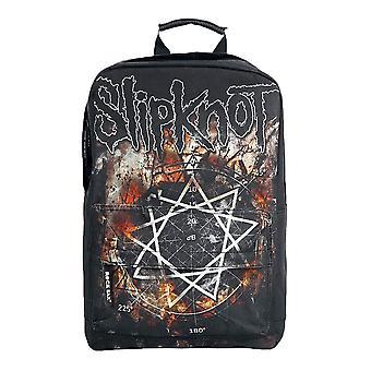 Slipknot Pentagram Mochila portátil