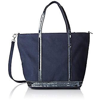 Vanessa Bruno Cabas Petitb - Blue Women's Shoulder Bags (Pyrite) 12x21x34 cm (W x H L)