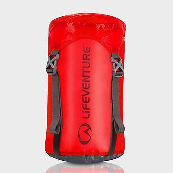 Noi Lifeventure Ultralight compresie chestii sac roșu
