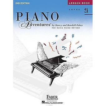 Piano Adventures - Lesson Book - Level 2A (2nd) - 9781616770815 Book
