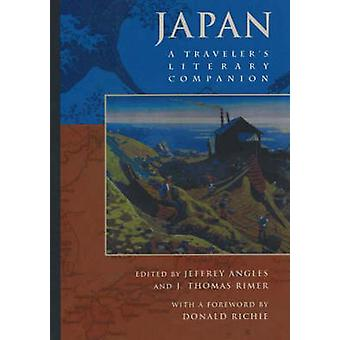 Japan - A Traveler's Literary Companion by Jeffrey Angles - 9781883513