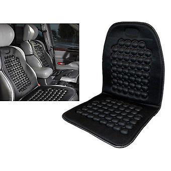 Kabalo UniversalCar Seat Massage Cushion. Black Padded Bead Pillow Seat Cover for Vans, Lorries & Any Vehicle.