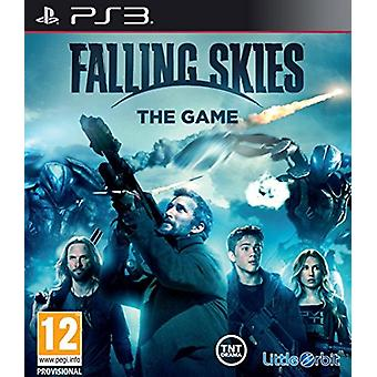 PS3 FALLING SKIES THE VIDEOGAME - New