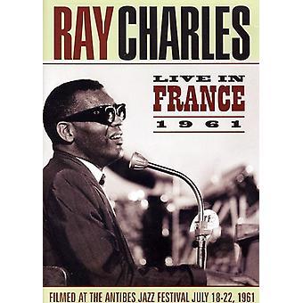 Ray Charles - Ray Charles-Live i Frankrike [DVD] USA import
