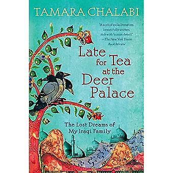 Sent för te på rådjur Palace: min irakiska familj förlorade drömmar