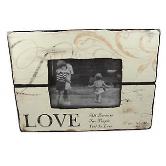 Heaven Sends Vintage Style LOVE Photo Frame|Gifts From Handpicked