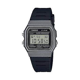 Casio klok man Ref. F-91WM-1BCF