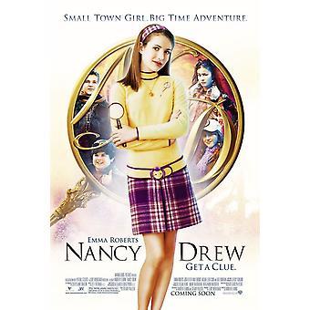 Nancy Drew (Double Sided Regular) (2007) Affiche originale du cinéma