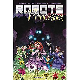 Robots vs. prinsessen volume 1