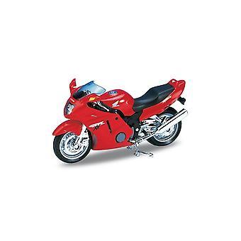 Welly Model  Honda CBR1100XX Motorbike  1:18