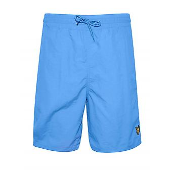 Lyle & Scott  Blue Swim Shorts