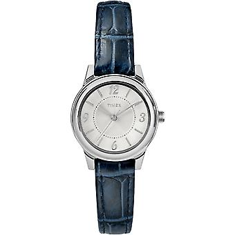 Timex Classic Leather Ladies Watch TW2R86000