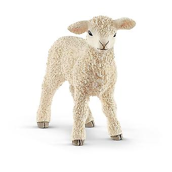 Schleich Farm World Lamb Toy Figure (13883)