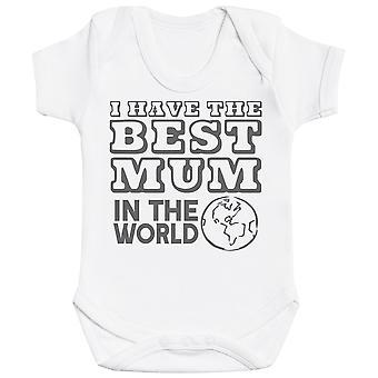 Mam najlepszą mamę na świecie Body Body Baby
