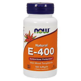 Vitamin E-400 I.E. (100 Softgels) - Jetzt Lebensmittel