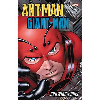 Antmangiantman Growing Pains por Stan LeeSteve EnglehartGeorge Perez