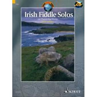 Irish Fiddle Solos  64 Pieces by Pete Cooper