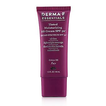 Derma E Essentials tonade fuktgivande BB Cream SPF 30 (oljefri)-Fair-44ml/1.5 oz