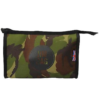 JIMBAG Camouflage Travel Sports Wash Bag