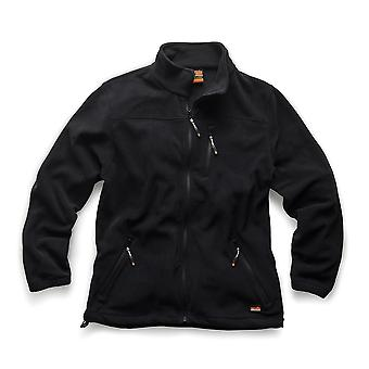 Lavoratore resistente all'acqua Fleece Black