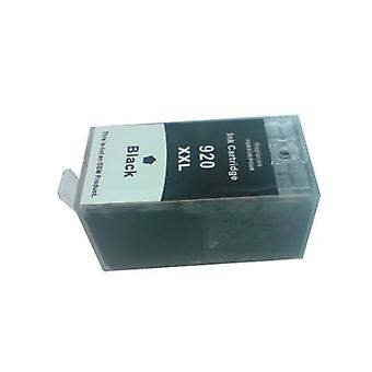 920XXL zwart compatibele inkjetcartridge