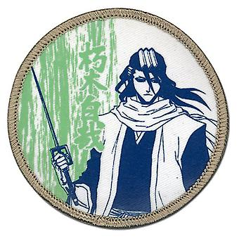Patch - Bleach - New Byakuya Dull Color Iron On Gifts Anime Toys Licensed ge7235