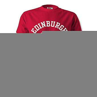 Heart of Midlothian 1874 perustettu jalkapallo t-paita
