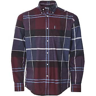Barbour Tailored Fit Tartan Cannich Shirt