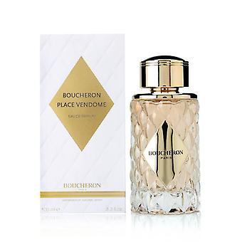 Coloque vendome por boucheron para mulheres 3,3 oz eau de spray de parfum