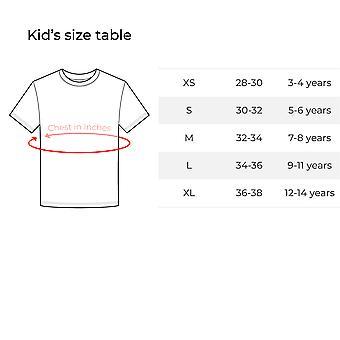 Reality glitch rock paper scissors kids t-shirt