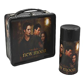 The Twilight Saga New Moon LunchBox et Flask Set One Sheet