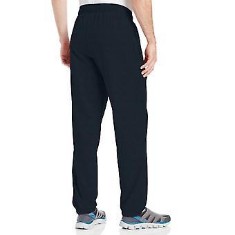 Kampioen Men's Closed Bottom Light Weight Jersey Sweatpant,, Navy, Maat Small