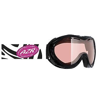 AZR Ski Mask Dictator OTG Black Verni