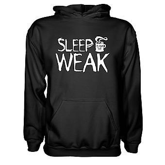 Herre Sweatshirts Hættetrøje- Sleep Svag