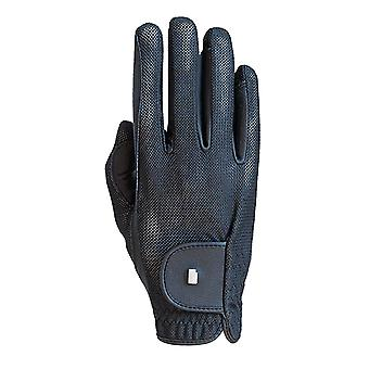 Roeckl Roeck-grip Lite Horse Riding Gloves - Black