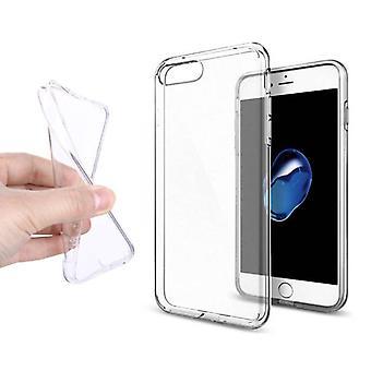 Stuff certificeret® 3-Pak transparent klar silikone taske Cover TPU sag iPhone 7 plus