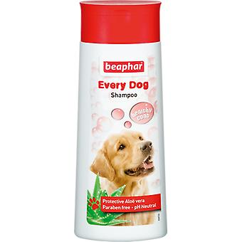 Beaphar Dogs shampoo all hair types 250ml (Dogs , Grooming & Wellbeing , Shampoos)